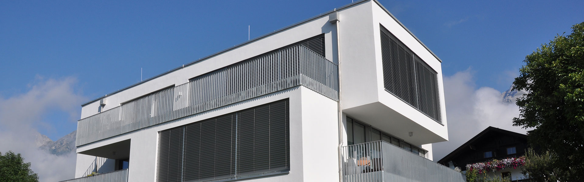 Ennemoser Sonnenschutz - Raffstore