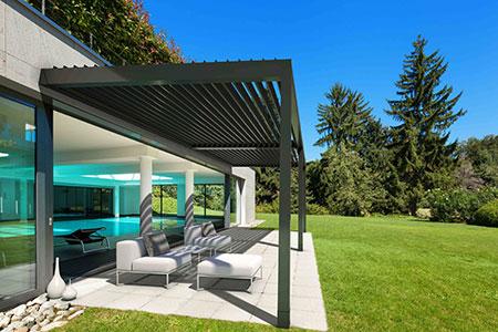 Ennemoser Sonnenschutz Terrassenueberdachungen